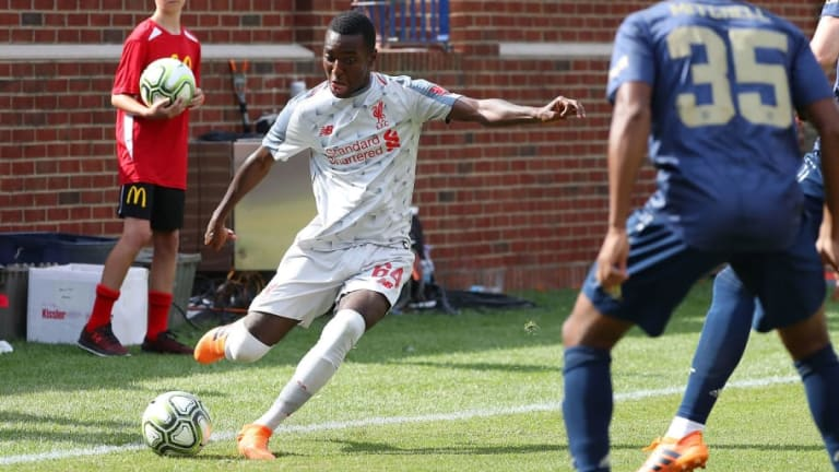 Liverpool Youth Star Rafael Camacho Set to Join Sporting CP on Loan as Reports Differ on Deal