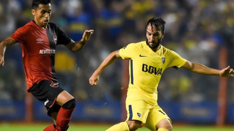 Barcelona de Ecuador fichó a Sebastián Pérez