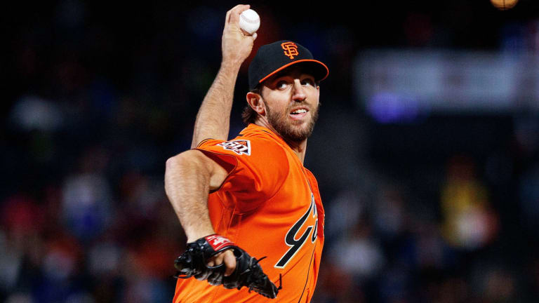 Should the Giants Consider Trading Madison Bumgarner to Pursue a Rebuild?