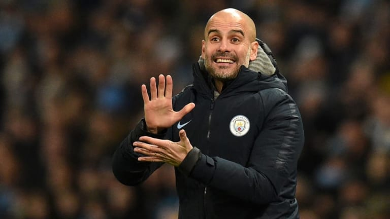 Pep Guardiola Lauds 'Outstanding' Man City Players After Crucial Win Over Liverpool in Title Race