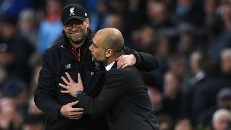 Jurgen Klopp Responds to Pep Guardiola's 'Best Club' Comments Ahead of Season Defining Clash
