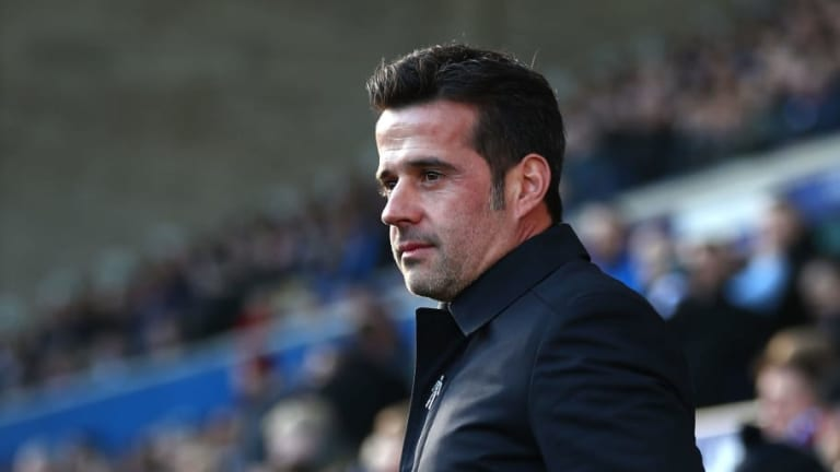 Marco Silva Among Targets for Benfica Job as Portuguese Side 'Make Approach' for Everton Boss