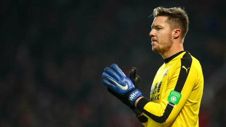 Wayne Hennessey Denies Making Nazi Salute in Crystal Palace Team Photo After FA Cup Victory