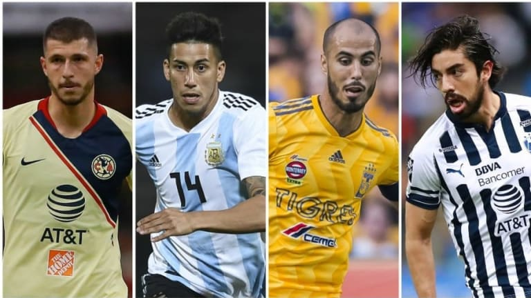 Los equipos y jugadores más caros de la Liga MX