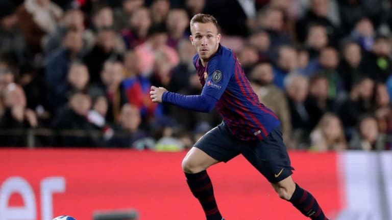 Barcelona Star Explains Why He Chose Andres Iniesta's Iconic Number 8 Shirt for Himself