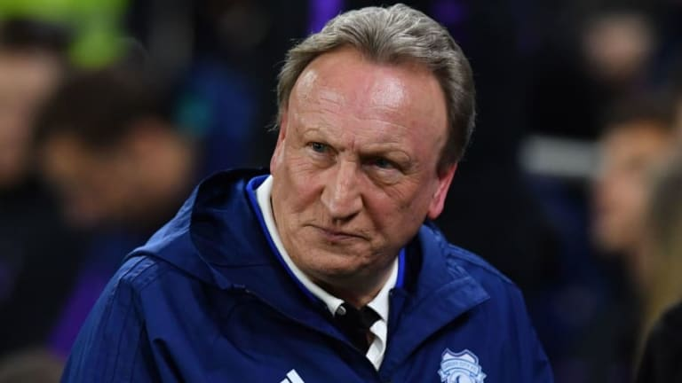 Neil Warnock Says Spurs Should Be Forced to Remain at Wembley This Season to Avoid Rivals Advantage