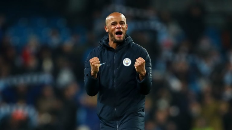 'Beyond Anything I've Ever Wintessed': Vincent Kompany Hails Man City's Crucial Win Over Liverpool