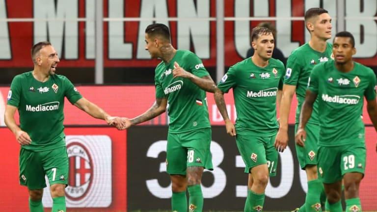 Milan 1-3 Fiorentina: Report, Ratings & Reaction as Pathetic Rossoneri Lose Again