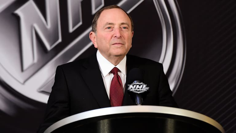 Gary Bettman Says He Hasn't Talked to Stars About CEO Lites's Comments