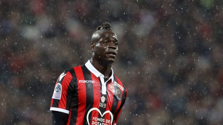 Newcastle United Eyeing Shock Move for Former Premier League Star Mario Balotelli