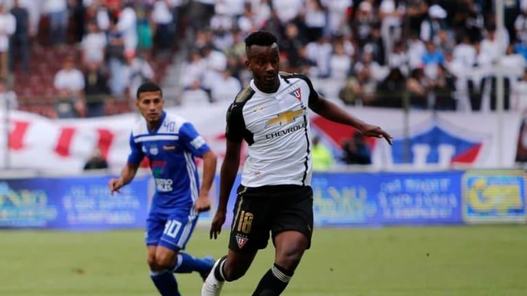 Jefferson Orejuela quiere seguir en Liga de Quito y esto hará para quedarse