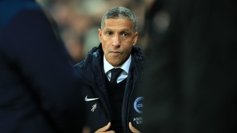'Disappointed' Chris Hughton Reveals Frustration After Brighton Throw Away Two Goal Lead at West Ham