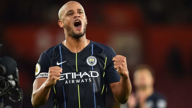 Vincent Kompany Issues Rallying Call to Man City Players Ahead of Decisive Liverpool Clash