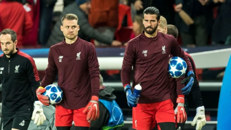 Simon Mignolet Admits it's Difficult Being Second-Choice Behind 'Special' Alisson at Liverpool