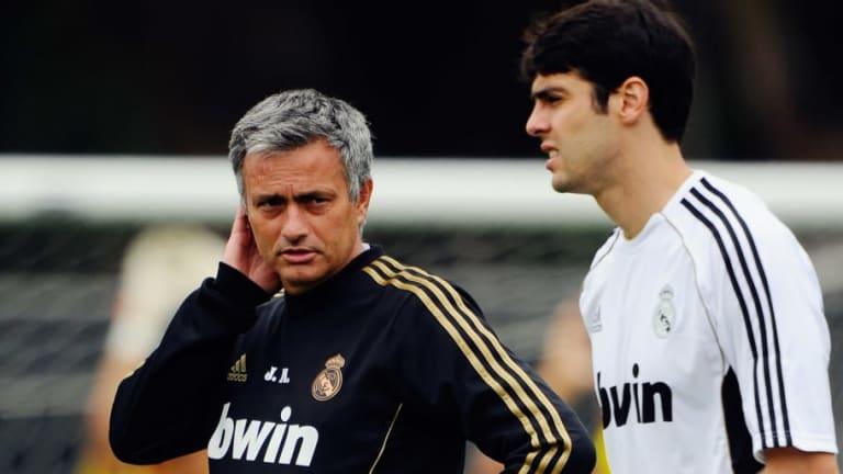 Ex-Brazil International Kaka Blames Jose Mourinho for Lack of 'Continuity' at Real Madrid