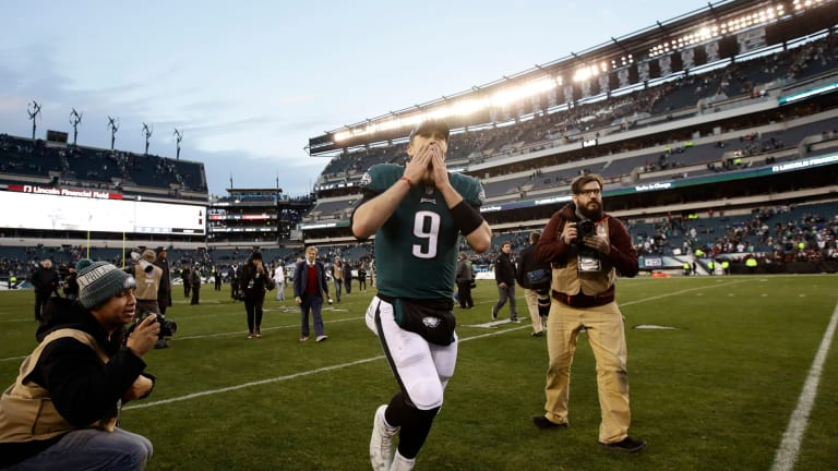 For Nick Foles and the Eagles, It's All Feeling Very Familiar