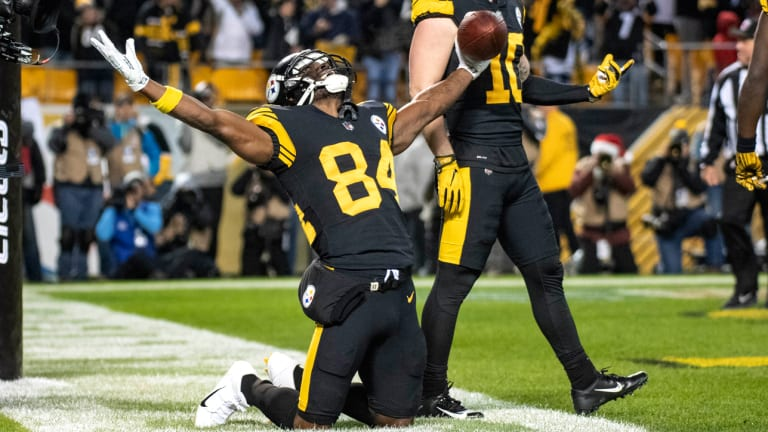 There's No Way the Steelers Are Going to Trade or Cut Antonio Brown