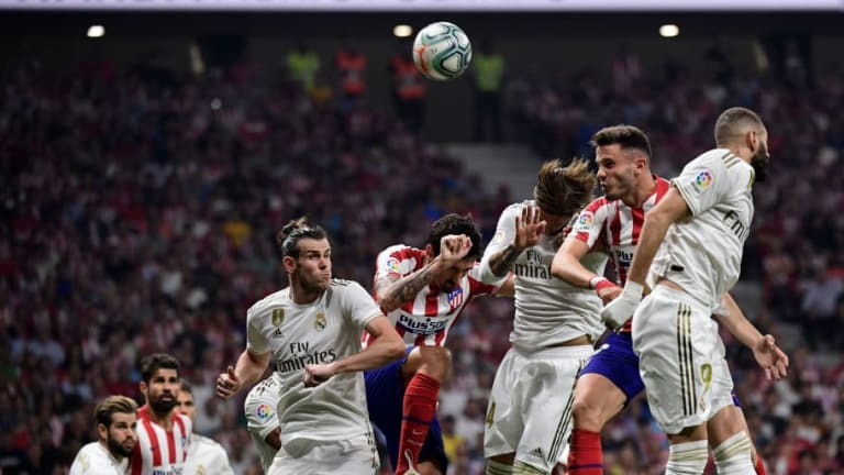 Atletico Madrid 0-0 Real Madrid: Report, Ratings & Reaction as Tense Derbi Madrileño Ends All Square