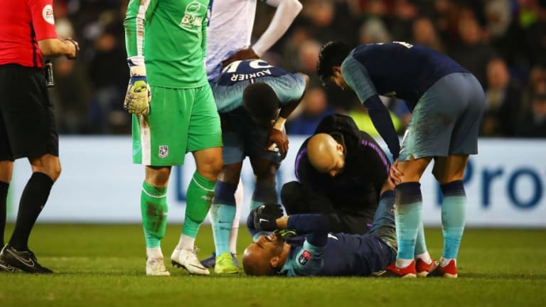 Lucas Moura Ruled Out of Tottenham's Carabao Cup Clash Against Chelsea
