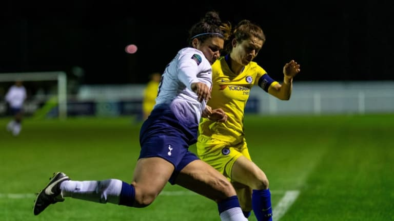 Tottenham Ladies Defender Renee Hector Claims Opponent Made 'Monkey Noises' at Her During Game