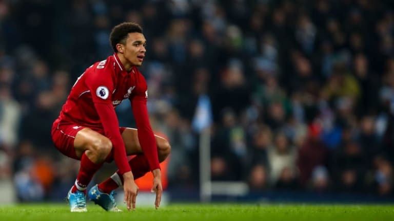 Trent Alexander-Arnold Urges Liverpool to Take Inspiration From Manchester City's Title Rally