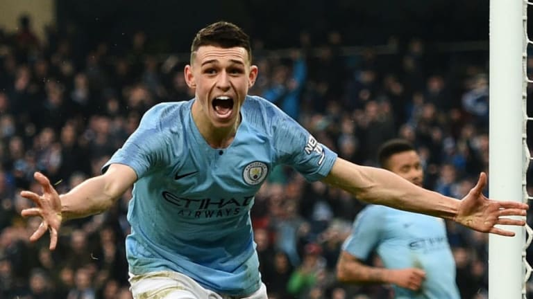 Manchester City Boss Pep Guardiola Describes Potential Loan Move for Phil Foden as 'Impossible'