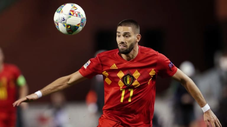 Yannick Carrasco 'Gives His Approval' to Arsenal Transfer Amid Man Utd & Milan Interest