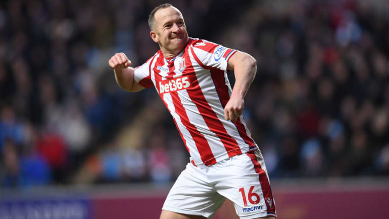 Stoke's Charlie Adam Reveals Next Move Is 'Not About Money' Amid Links With Scotland Return