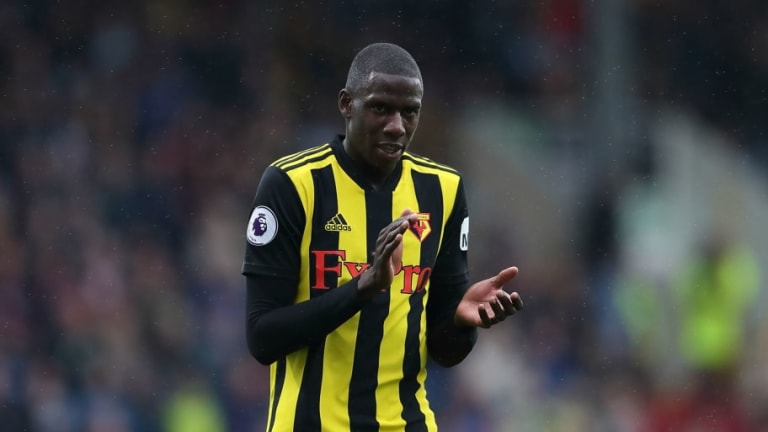 Abdoulaye Doucoure Admits PSG Are 'The Club of My Heart' But Insists He Is Happy at Watford