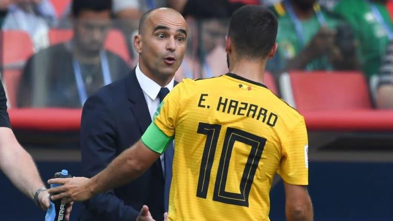 Roberto Martínez recomienda a Hazard quedarse en Londres
