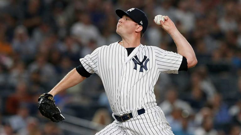 Report: Zach Britton Agrees to Multi-Year Deal With Yankees
