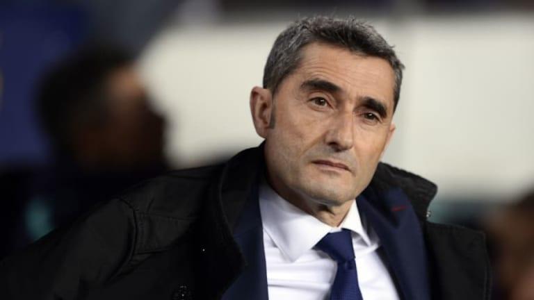 Valverde sigue jugando al despiste con su continuidad en el banquillo azulgrana