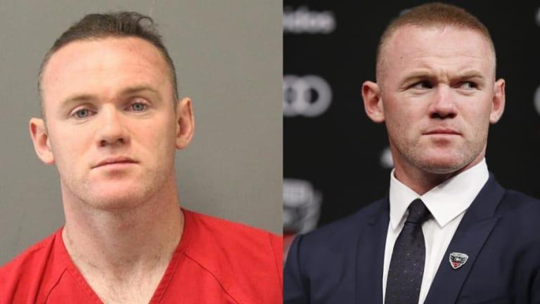 ARRESTADO | Wayne Rooney fue detenido en Estados Unidos