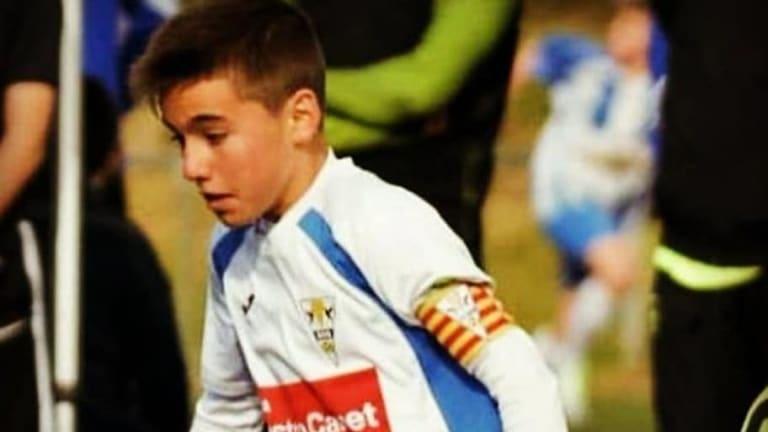 Fallece un futbolista de 12 años tras sufrir un desvanecimiento