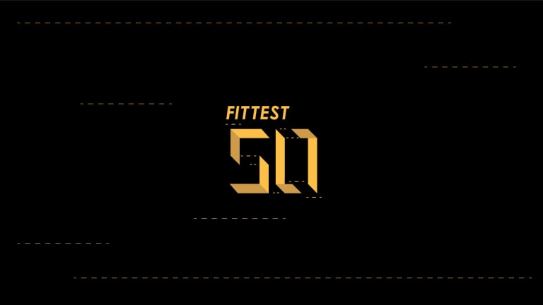 Sports Illustrated's Fittest 50