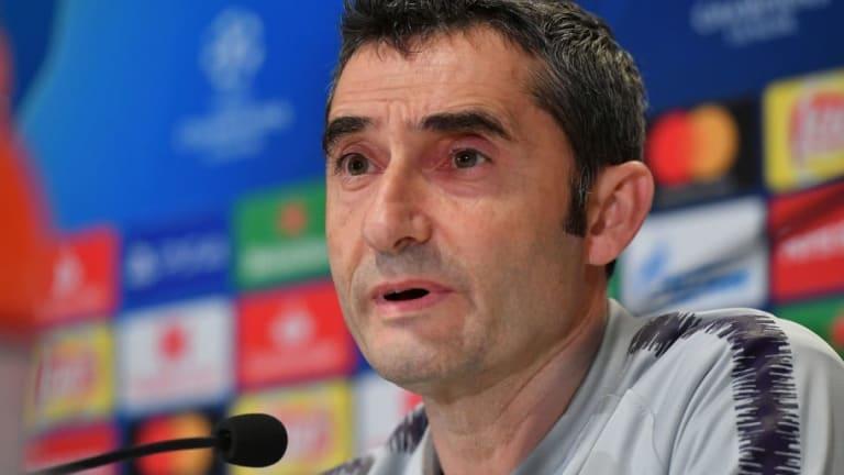 """Valverde: """"Tengo contrato con el club, a final de temporada decidiremos"""""""