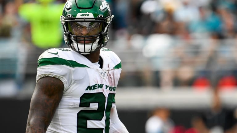New York Jets' Le'Veon Bell Says the Houston Texans Were in the Mix for Him at the Deadline