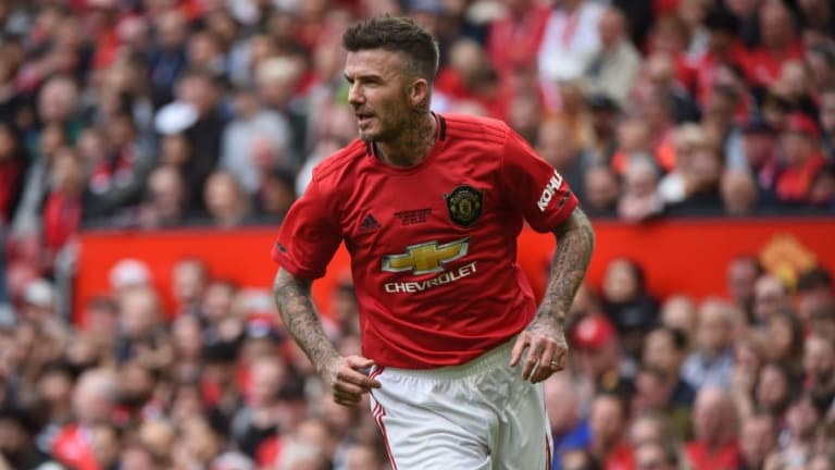 David Beckham Reveals Excitement Over 'Amazing' Reunion With Sir Alex Ferguson at Old Trafford