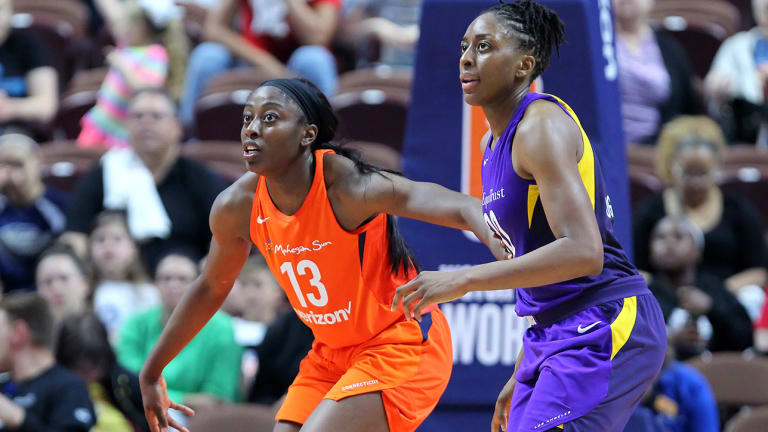 Chiney Ogwumike Reunites With Sister, Nneka, After Connecticut Trades Her for 2020 First-Rounder