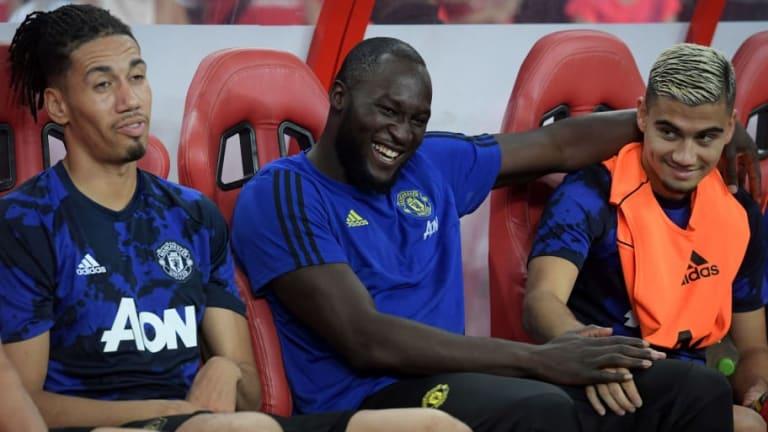 Romelu Lukaku Left Out of Man Utd's 26-Man Squad for Pre-Season Friendly in Norway