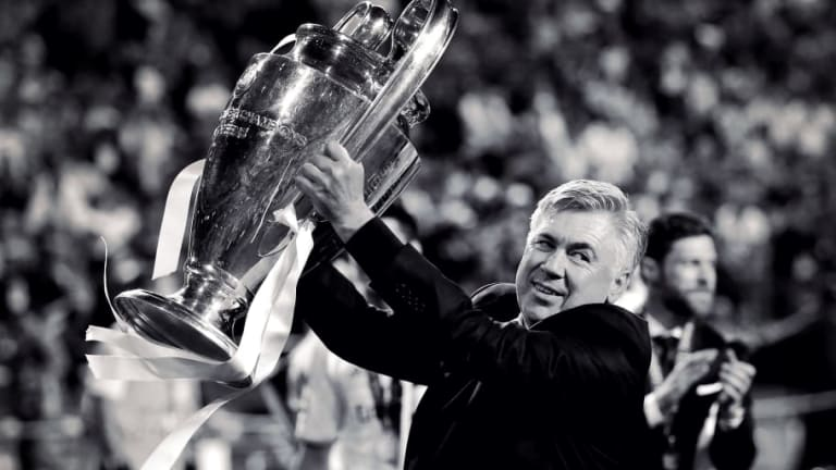 Carlo Ancelotti: The Diva Whisperer's All-Time Best XI