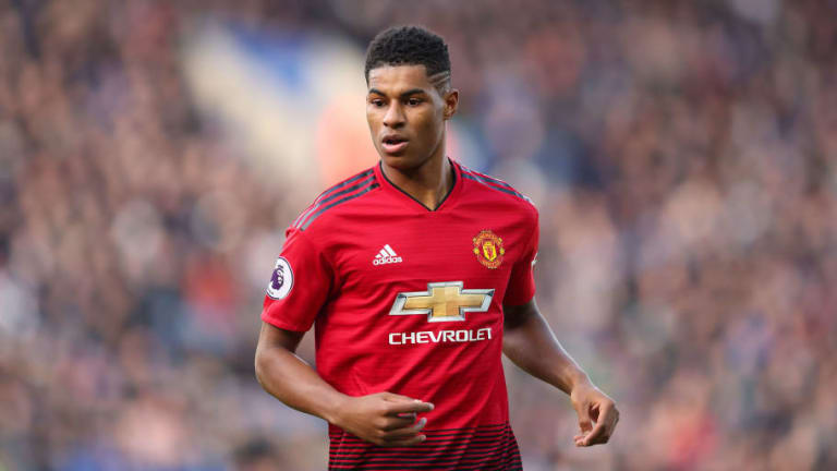 Marcus Rashford in Talks Over New £150,000-a-Week Contract ...