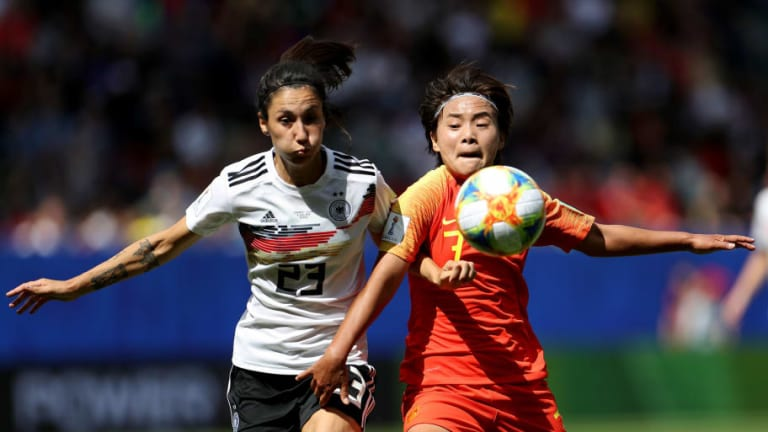 Women's World Cup: Germany Pushed to Their Limits by China in Group B