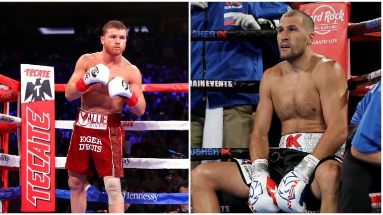 Sources: Kovalev's Promoter Engages Eddie Hearn to Help Finalize Canelo Showdown