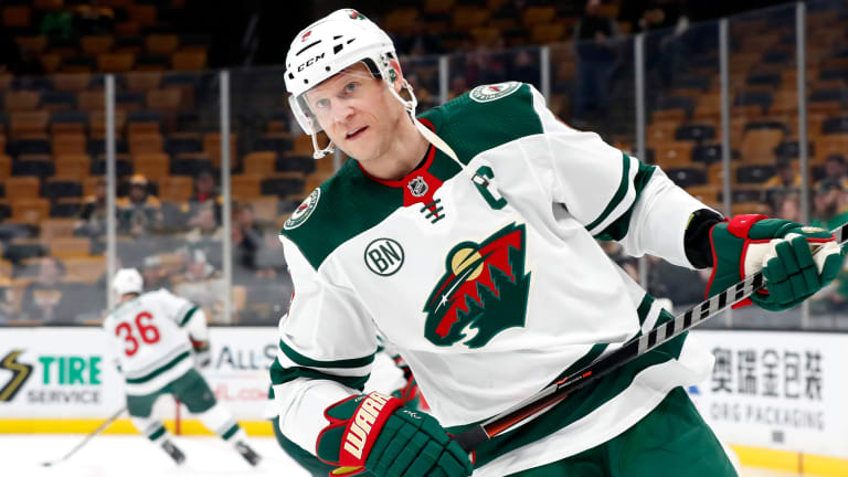 Mikko Koivu 'Totally Confident' in Return From ACL Surgery
