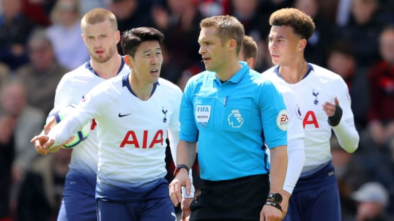 Bournemouth 1-0 Tottenham: Report, Ratings & Reaction as Nine-Man Spurs Suffer Top Four Blow