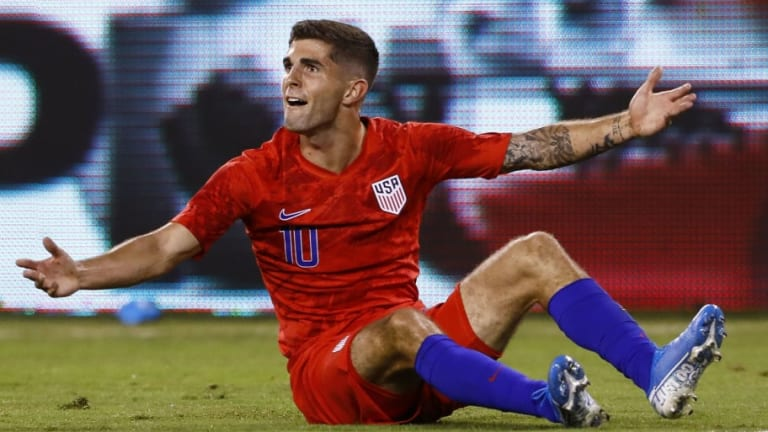 Christian Pulisic Hits Out at 'Scared' USMNT Performance After Defeat to Mexico