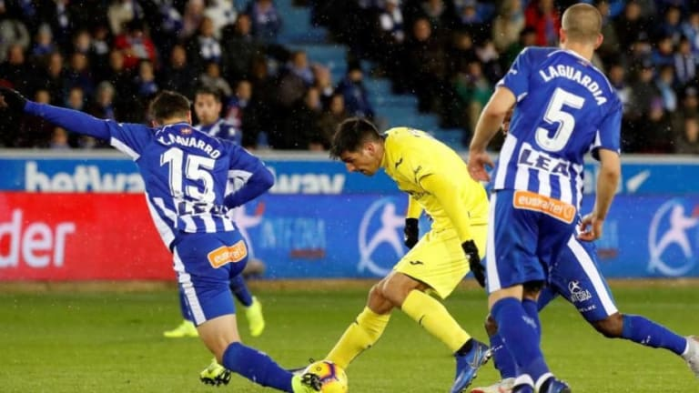 Villarreal-Alavés | Alineaciones confirmadas
