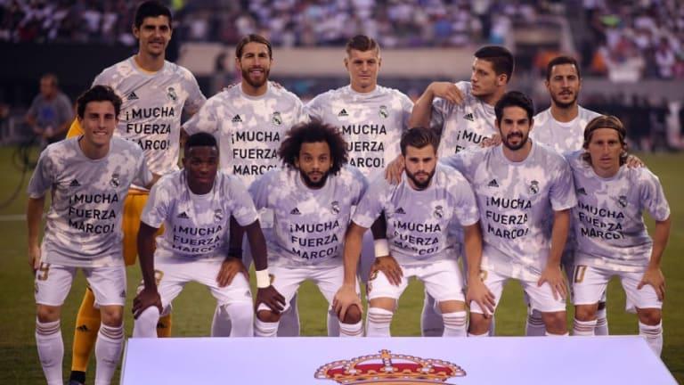 Real Madrid - Tottenham   Cuándo es, dónde verlo, 'streaming' y posibles alineaciones
