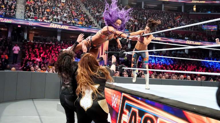 Five Takeaways from WWE's Fastlane